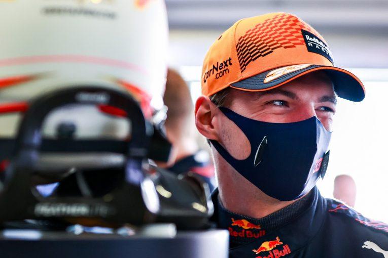 F1   フェルスタッペン、節目の一戦へ「メルセデスとの開発競争に遅れないよう、前進していきたい」F1スペインGPプレビュー