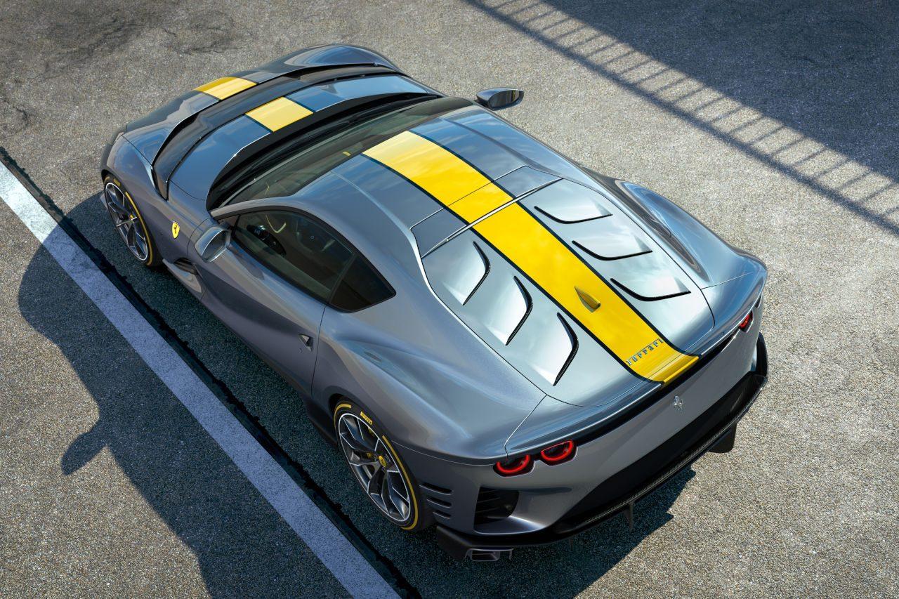 フェラーリの最新限定モデル『812 コンペティツィオーネ』と『812 コンペティツィオーネ A』を発表