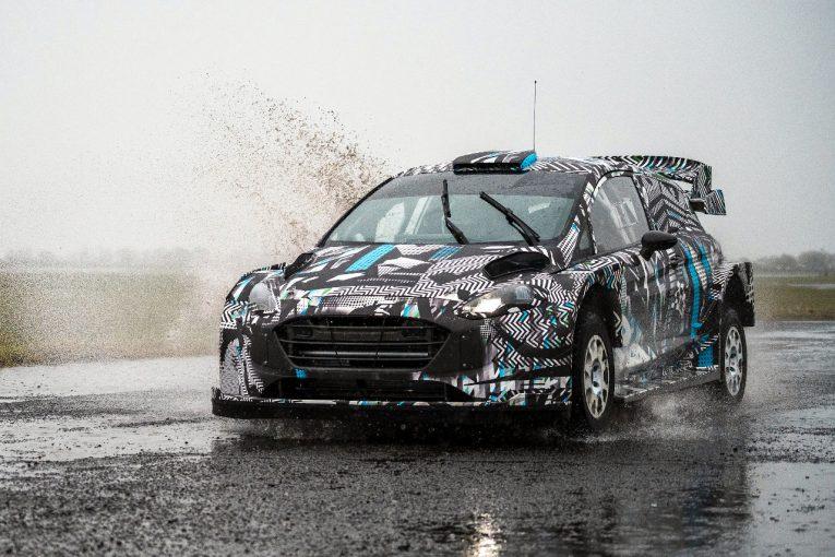 ラリー/WRC   WRCが100%持続可能な燃料を採用。ハイブリッド導入の2022年に切り替えへ