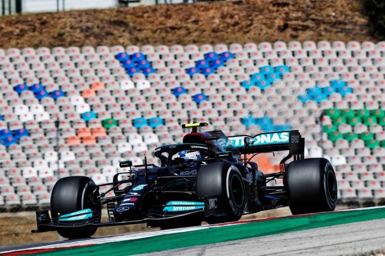 F1 | 【F1第3戦無線レビュー(1)】「力強く行け! 君のクルマが最速だ」後退したボッタスにチーム代表が激励