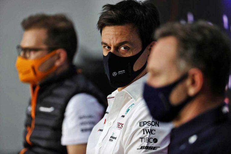 F1 | グランプリのうわさ話:ライバルチームの言動に苛立ちを隠せないメルセデスF1代表