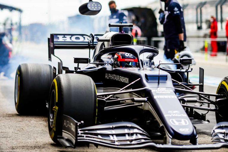 F1 | 2戦続けての厳しい視線「まだF1のコツをつかめていない」/角田裕毅の海外メディア評 F1第3戦