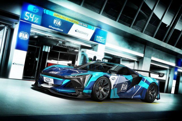 海外レース他 | FIA電動GT選手権のプロモーター決定。初年度は欧州とアジア、湾岸地域での開催を予定