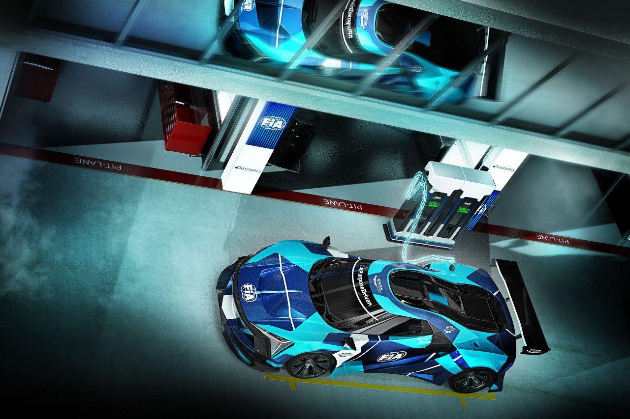 FIA電動GT選手権のプロモーター決定。初年度は欧州とアジア、湾岸地域での開催を予定