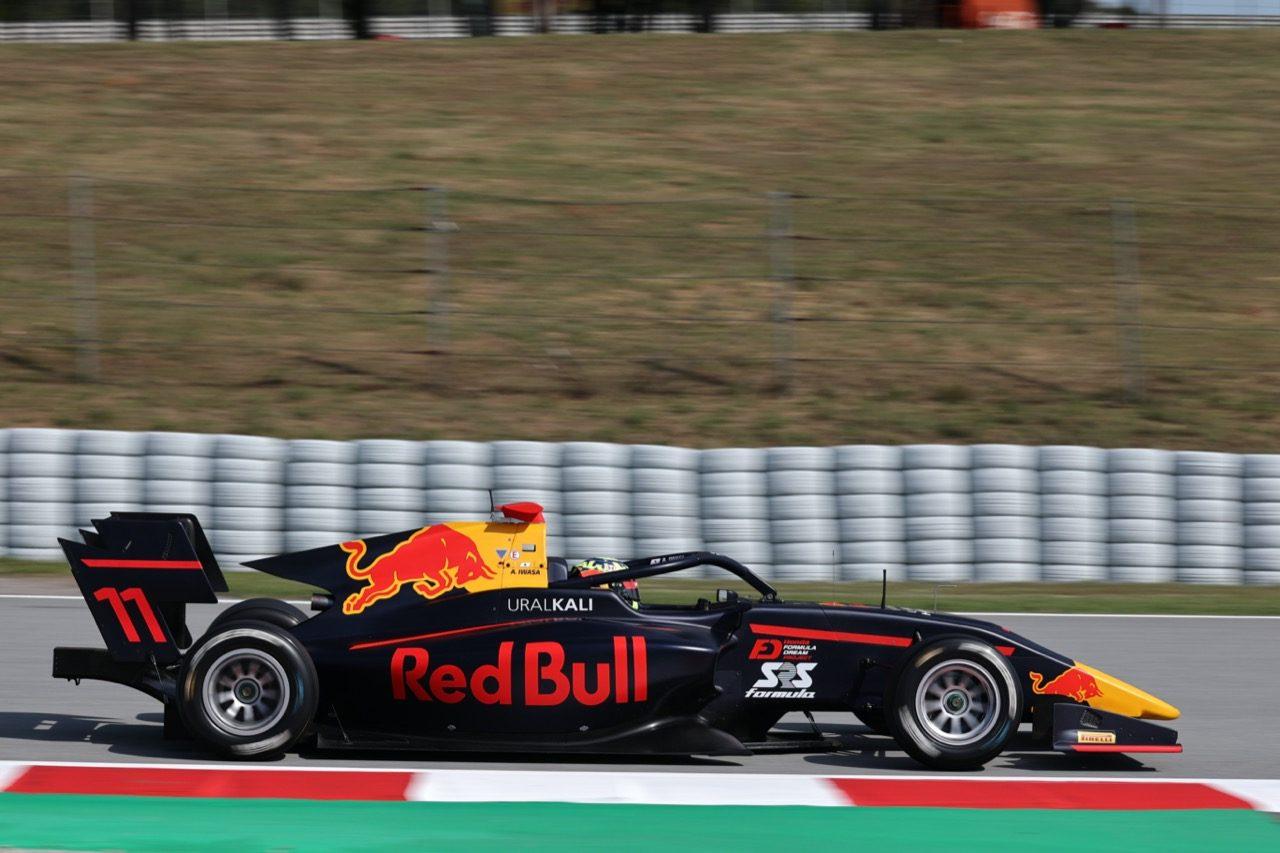 岩佐歩夢は19番手【順位結果】FIA-F3第1戦スペイン予選