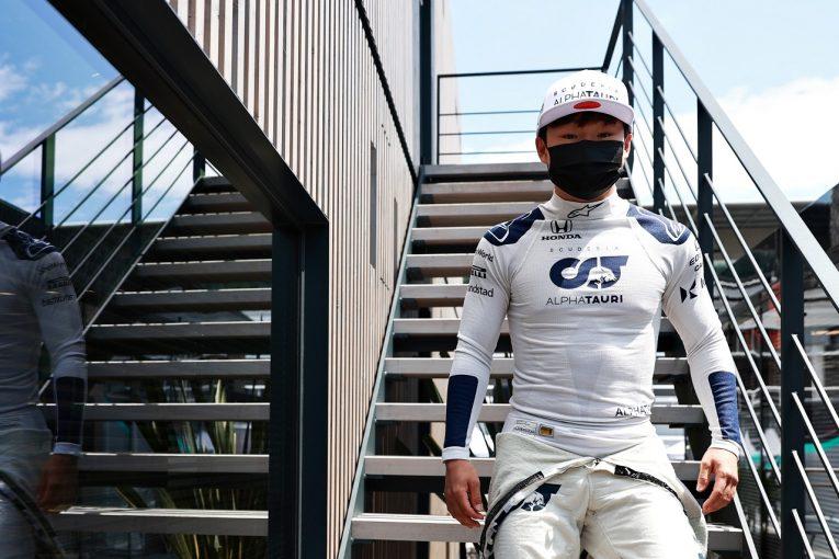 F1 | 角田裕毅、トラブルの影響なく7番手「パフォーマンスに満足。自信を持って走れた」F1第4戦金曜