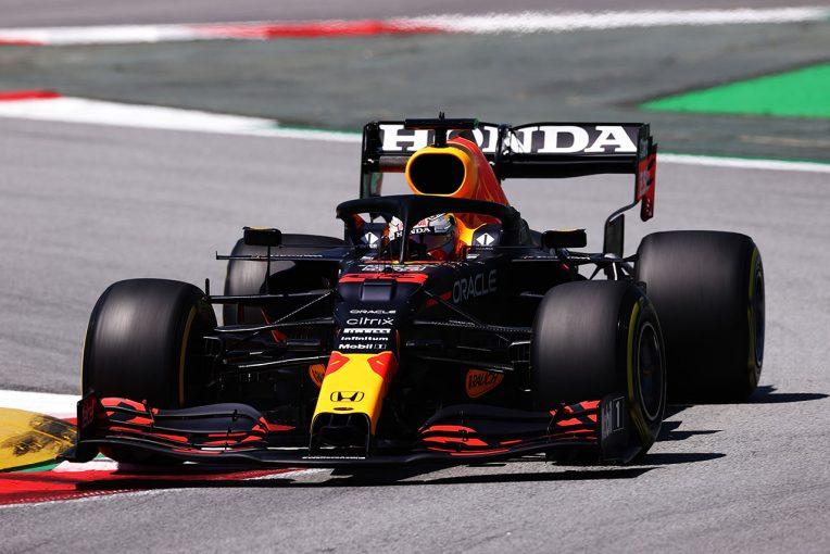 F1 | フェルスタッペンが首位。角田裕毅は12番手【タイム結果】F1第4戦スペインGPフリー走行3回目