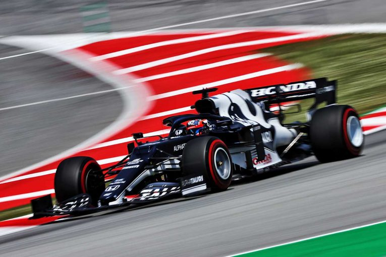 F1 | ハミルトンが通算100回目のポール獲得。角田裕毅は16番手【順位結果】F1第4戦スペインGP予選