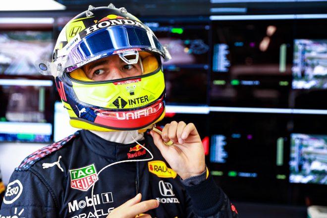 2021年F1第4戦スペインGP セルジオ・ペレス(レッドブル・ホンダ)