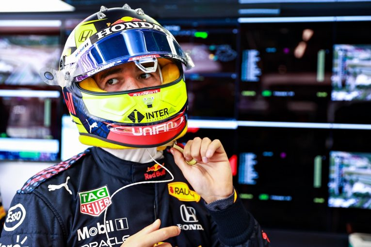 F1   ペレス、肩の痛みに苦しみ予選8番手「決勝は問題ない。アグレッシブに順位を上げていく」レッドブル・ホンダ/F1第4戦