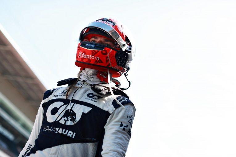 F1   ガスリー予選12番手「今年初めてQ3進出を逃した。競争力を取り戻す方法を模索する」アルファタウリ・ホンダ/F1第4戦