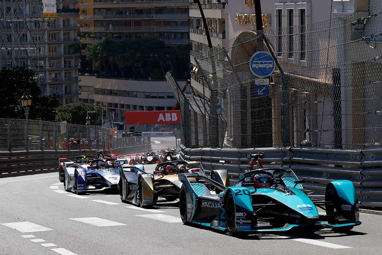 2020/21フォーミュラE第7戦モナコE-Prix