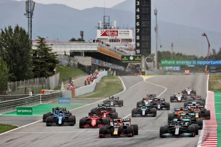 F1   【ポイントランキング】F1第4戦スペインGP終了時点
