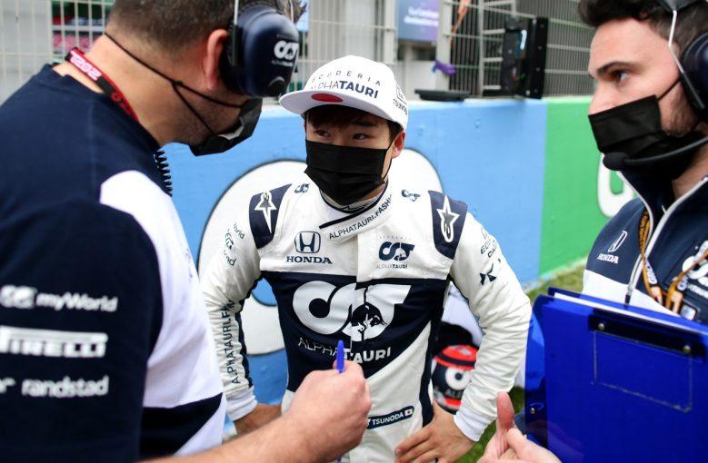 F1 | 角田裕毅、燃圧低下で序盤リタイア「ペースはよかったので完走できず残念」アルファタウリ・ホンダ/F1第4戦
