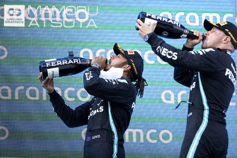 Blog   【ブログ】Shots! 緊迫の首位争いは見応え十分。メルセデスとハミルトンの強さが引き立ったスペインGP