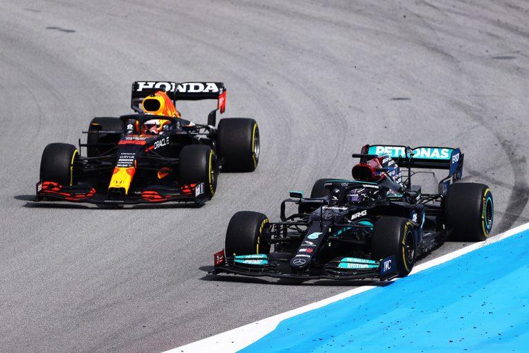 F1   レッドブル・ホンダ密着:敗因はレースペース。フリーストップを許して最悪の状況に陥り、苦い思い出が蘇った1戦