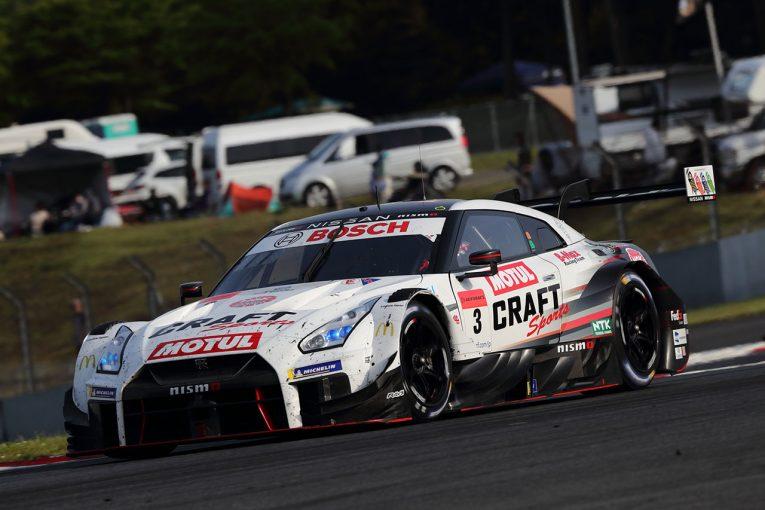 スーパーGT   ニッサン 2021スーパーGT第2戦富士 レースレポート