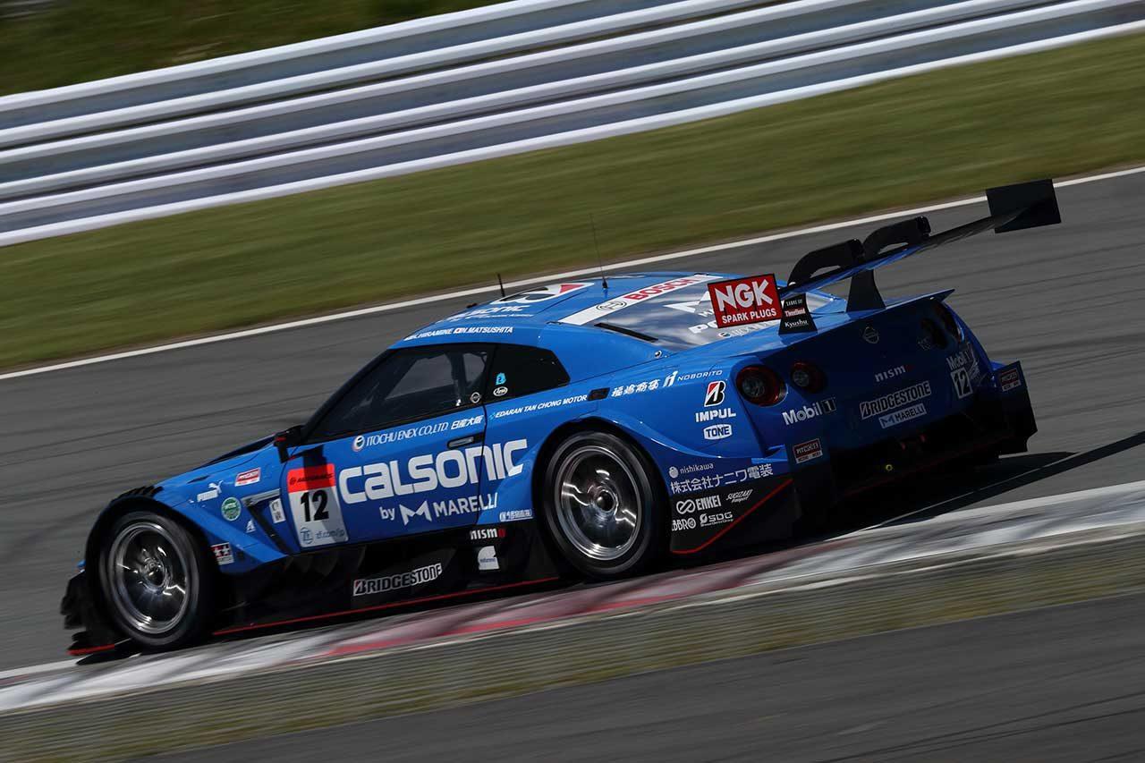 カルソニック IMPUL GT-R