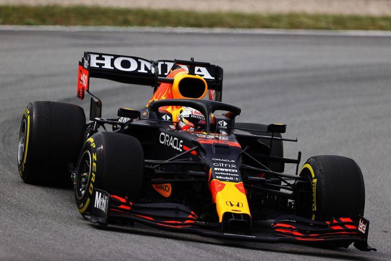 F1 | ホンダF1田辺TDレース後会見:中盤までトップを走行しながらも為す術なく2位「速さも戦略も改善の必要がある」