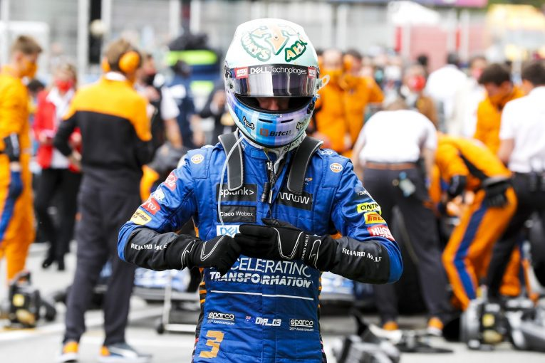 F1   リカルド6位「今までで一番の週末。必死に防御するなかで、車の力を最大限引き出せた」マクラーレン/F1第4戦
