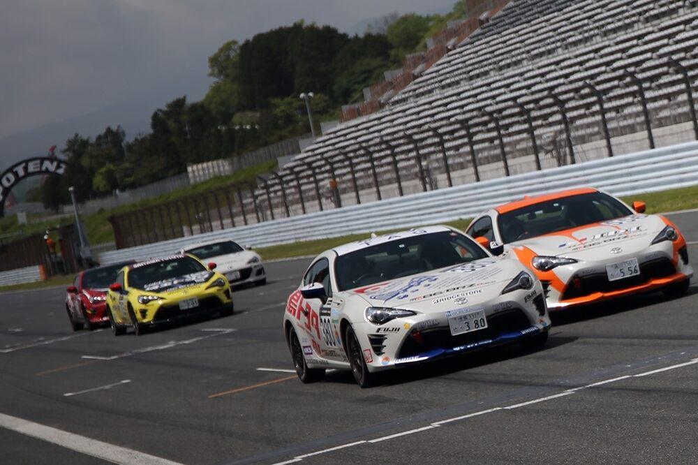 ブリヂストン TOYOTA GAZOO Racing 86/BRZ Race 2021第2戦富士 レースレポート