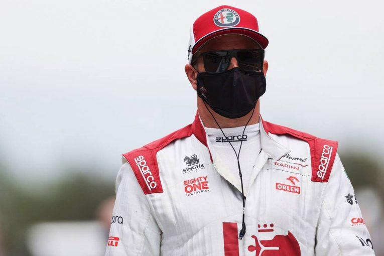 F1 | ライコネン「ポイントを獲得できなかったが、1ストップは最善の選択肢」:アルファロメオ F1第4戦決勝
