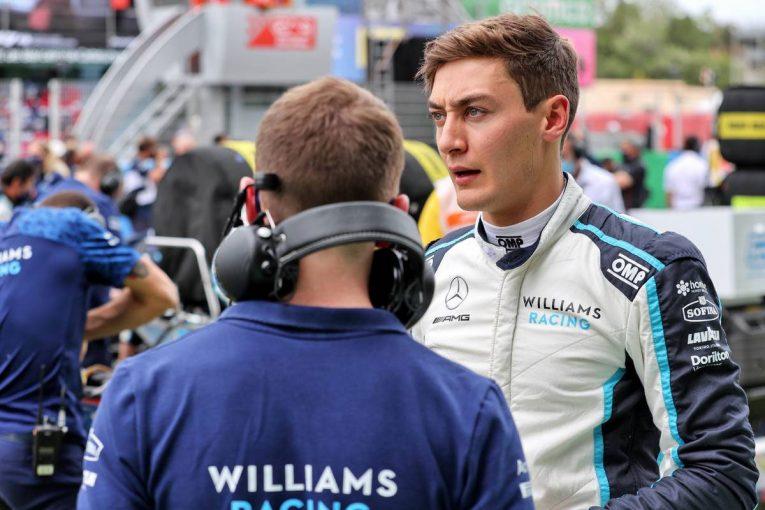 F1 | ラッセル「僕もマシンも限界だったが、これが最大限の結果。戦略にも満足」:ウイリアムズ F1第4戦決勝