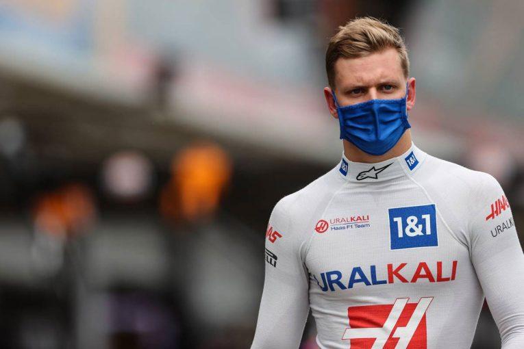 F1   シューマッハー「C3タイヤにかなり苦戦したが、自分たちが達成したことには満足」:ハース F1第4戦決勝