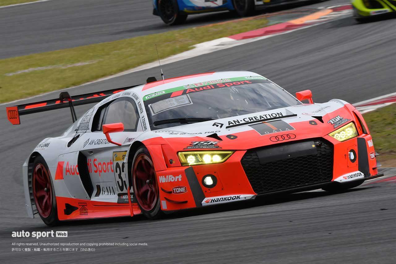 TSK Audi R8 LMS