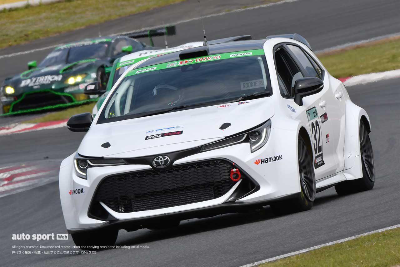 カローラ・スポーツ(ORC ROOKIE Racing)