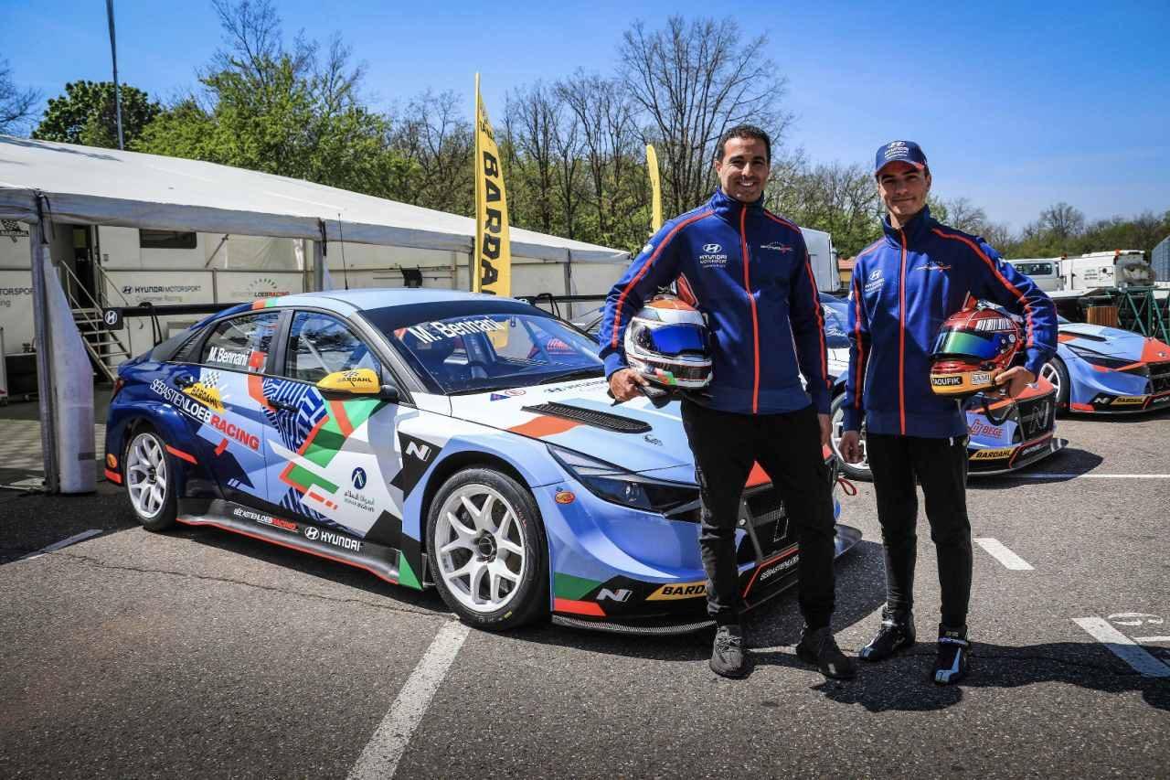 TCRヨーロッパ開幕戦は、コロネルがポール奪取もアズコナが制覇。ベナーニも新型車で初勝利