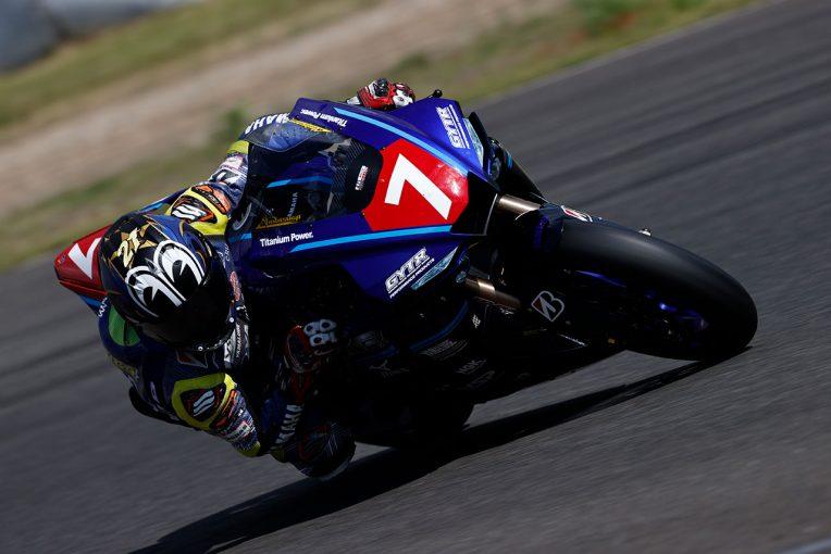 MotoGP | JSB1000は今回も中須賀がリード! ST1000、ST600はレコード超え続出/全日本ロードSUGO公開テスト1日目