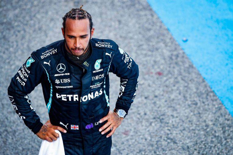 F1 | 2022年以降のF1参戦に意欲を見せるハミルトン、メルセデスとの交渉を「まもなく始めたい」