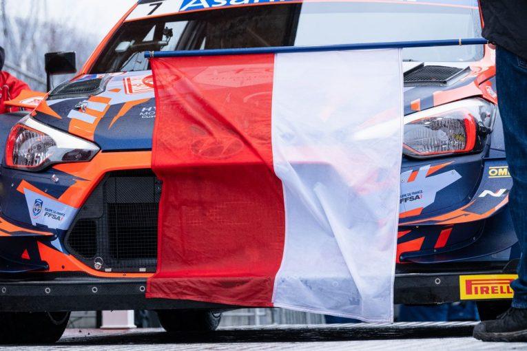 ラリー/WRC   【動画】ヒュンダイ、開発中の2022年WRC参戦車両をショートムービーで先行公開