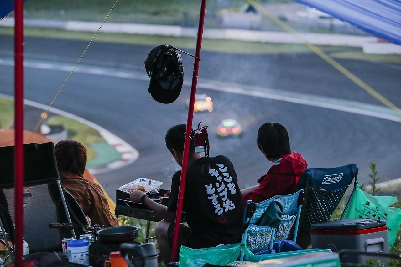 富士SUPER TEC 24時間レース