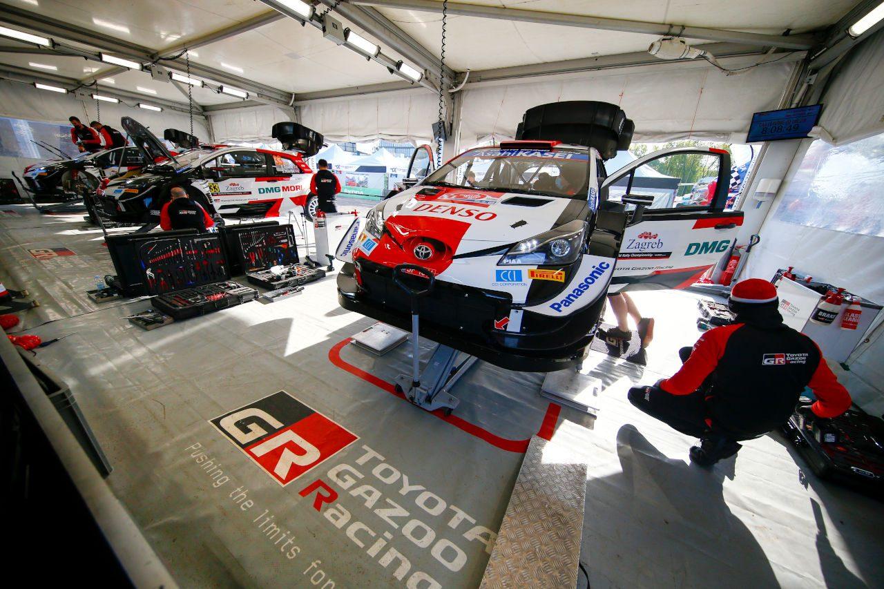 ラリー/WRC   トヨタ、第4戦ポルトガルでニューエンジン投入。WRCハイブリッド時代に引き継がれる最新型