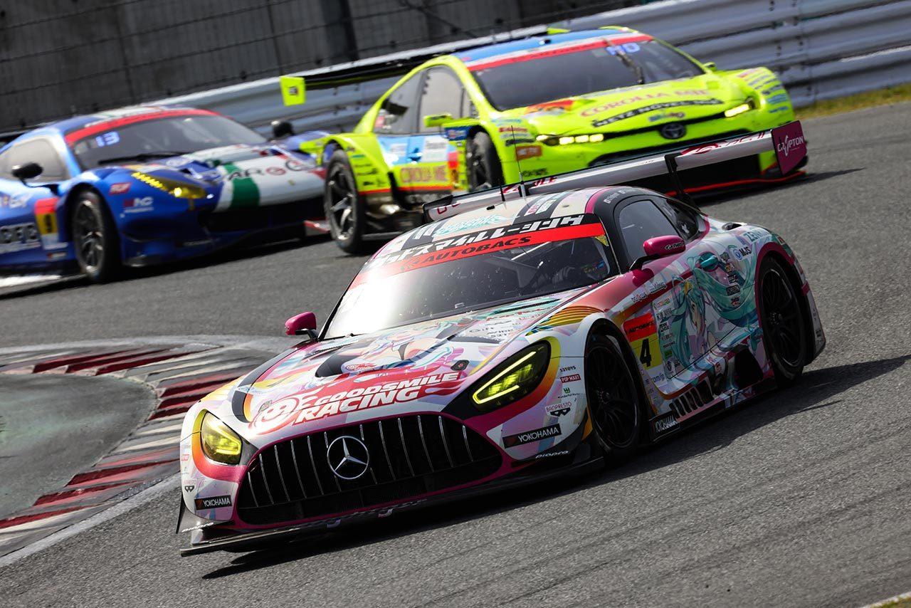 GOODSMILE RACING & Team UKYO 2021スーパーGT第2戦富士 レースレポート