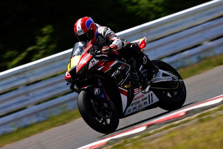 MotoGP | JSB1000の亀井雄大が1分26秒台に突入!/全日本ロードSUGO公開テスト3日目