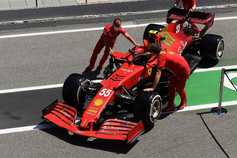 F1 | フェラーリF1、現時点で「リソースの90%を2022年型マシン開発に充てている」と明かす