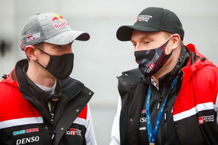 ラリー/WRC | トヨタとの契約交渉について「リラックスしている」とエバンス。ラトバラは残留を熱望/WRC