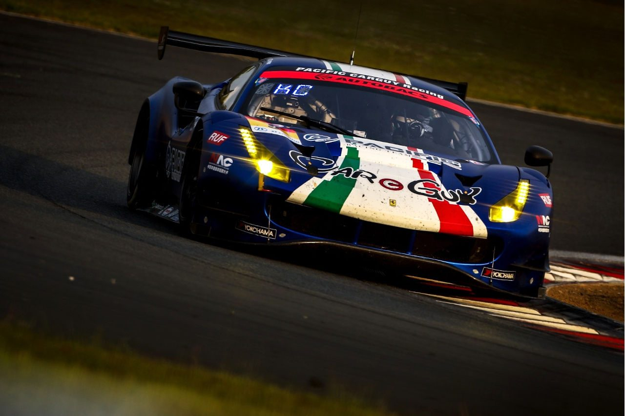PACIFIC CARGUY Racing 2021スーパーGT第2戦富士 レースレポート