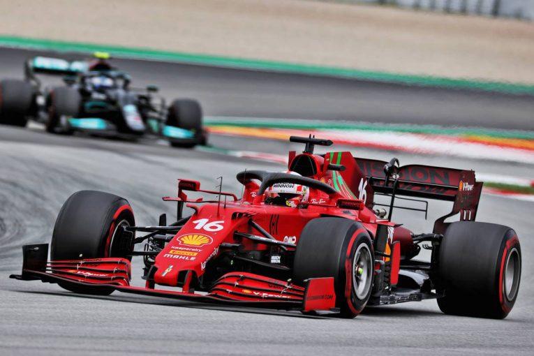 F1 | 【F1第4戦無線レビュー(1)】「どうしてリカルドのラップタイムを言うの?」噛み合わなかったルクレールとエンジニア