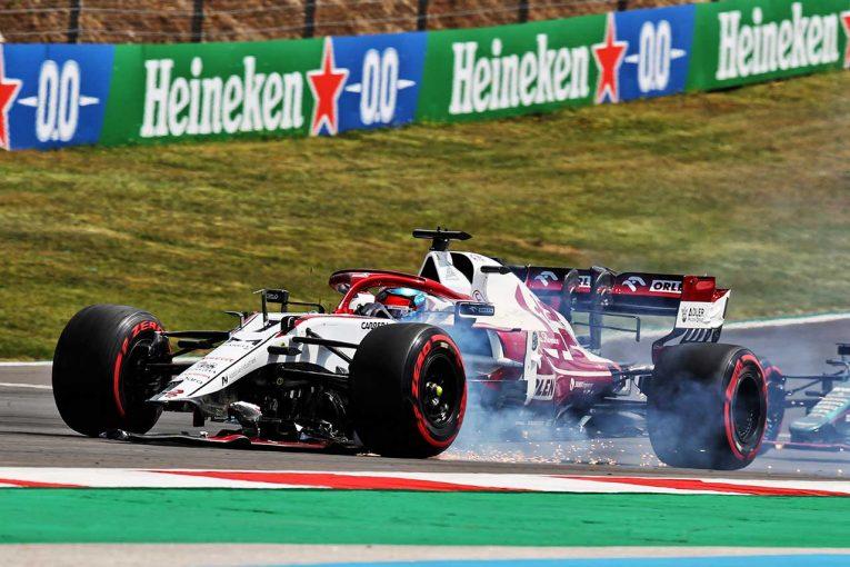 "Blog | 【ブログ】ライコネンファンには忘れられない""わき見運転""/F1自宅特派員ポルトガル、スペインGP編"