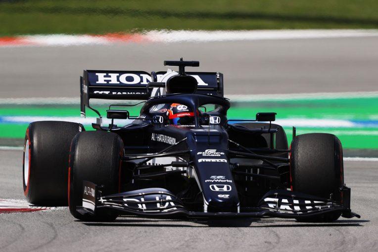 F1 | 角田は苦しい週末を過ごすも「コミュニケーションをしっかり取り、次に活かそうとしている」/ホンダ本橋CEインタビュー