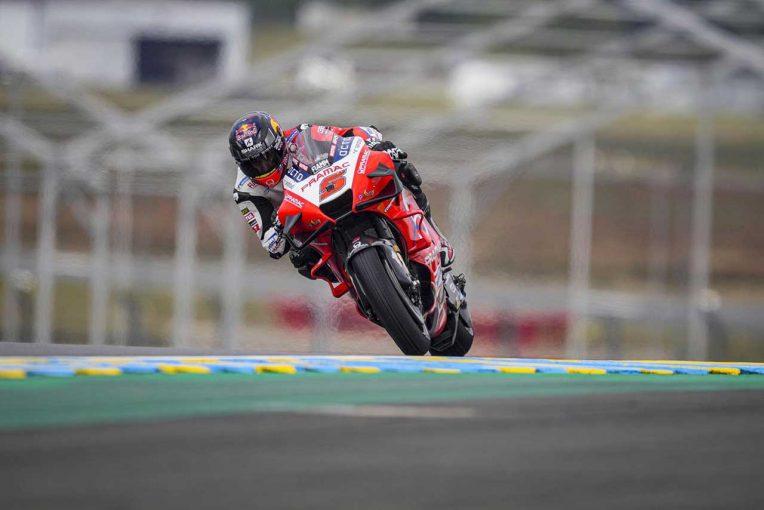 MotoGP | 【タイム結果】2021MotoGP第5戦フランスGP フリー走行2回目