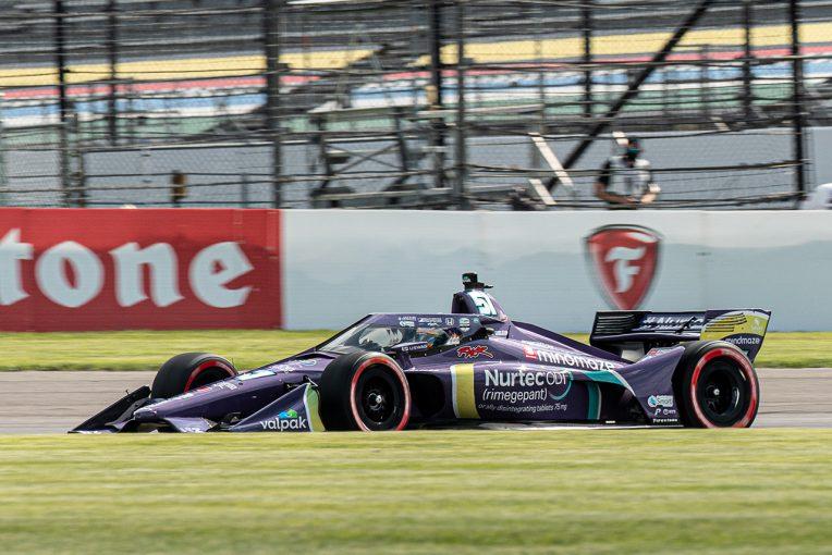 海外レース他 | グロージャンが参戦3戦目で初ポール【順位結果】インディカー第5戦GMRグランプリ予選総合