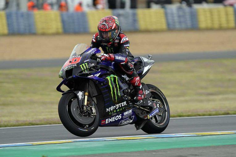 MotoGP | 【順位結果】2021MotoGP第5戦フランスGP MotoGP予選総合