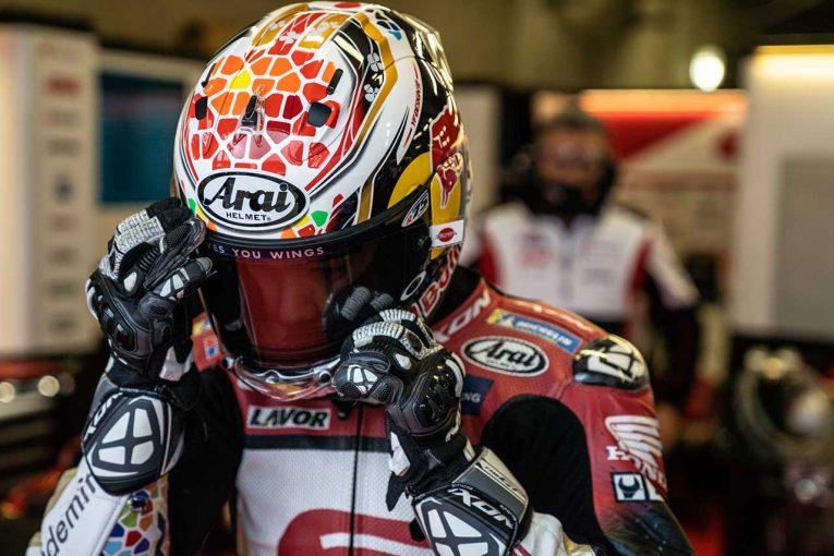MotoGP   中上貴晶「最後は少しコンディションを見誤ってしまいましたが、7番手はいい結果」/MotoGP第5戦フランスGP予選