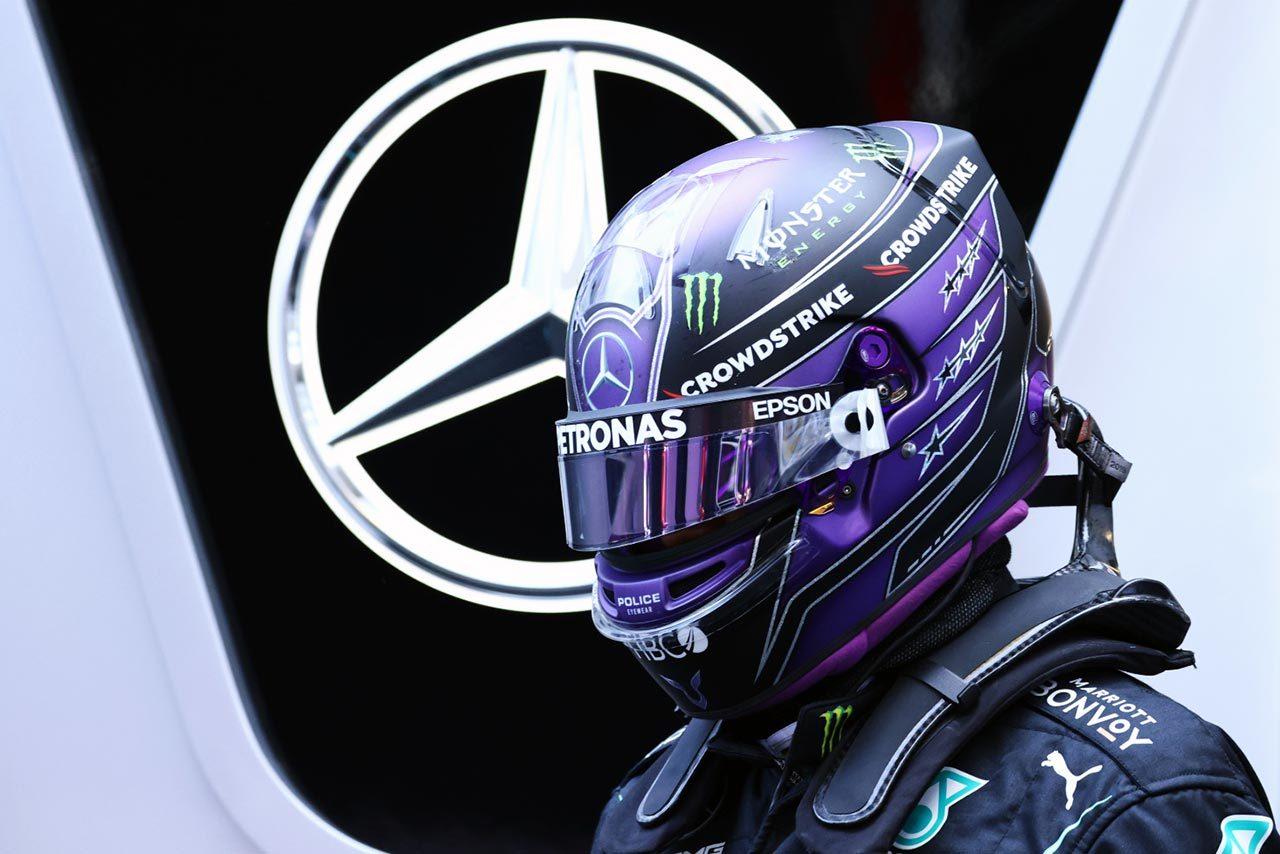 2021年F1第4戦スペインGP  ルイス・ハミルトン