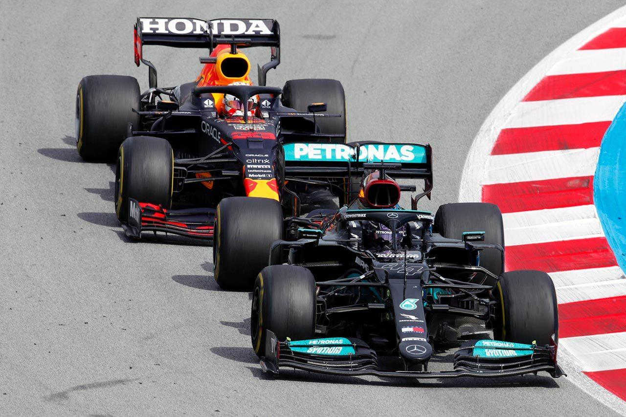 2021年F1第4戦スペインGP 決勝
